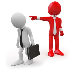 agenzia investigativa - immagine di un licenziamento
