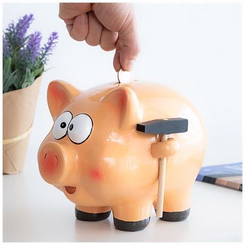 investigatore privato economico - immagine di una salvadanaio a forma di porcellino