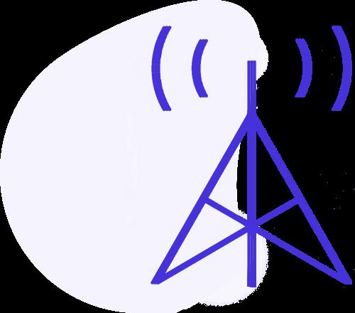 investigatore privato rilevazione microspie - disegno trasmettitore
