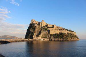 investigatore privato ischia - immagine del castello aragonese